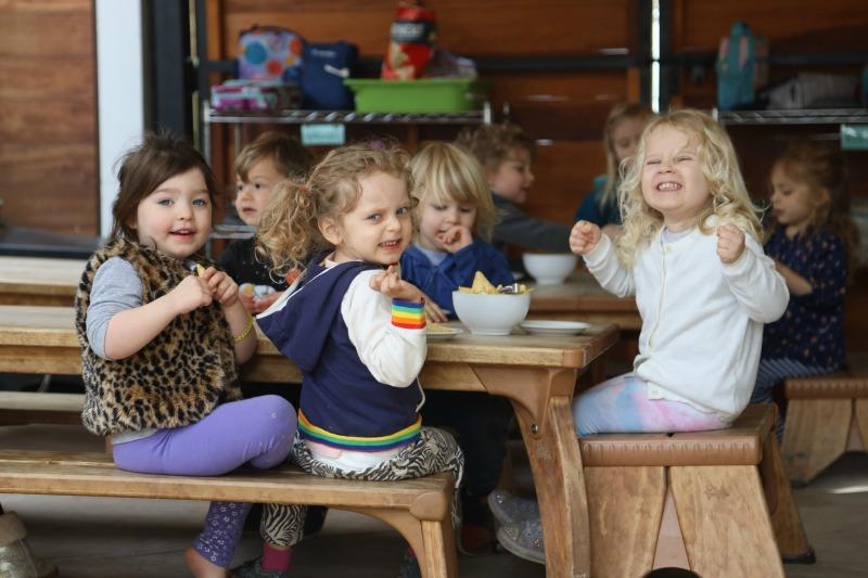 Enriching Early Childhood Experiences >> The Sunshine Shack Preschool Hollywood